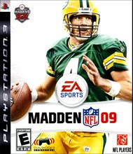 Rent Madden NFL 09 for PS3