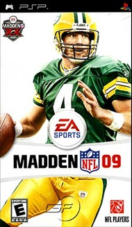 Rent Madden NFL 09 for PSP Games