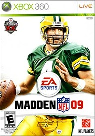 Rent Madden NFL 09 for Xbox 360