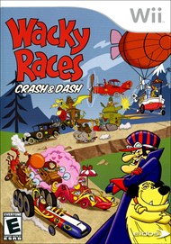 Rent Wacky Races: Crash & Dash for Wii