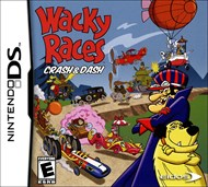 Rent Wacky Races: Crash & Dash for DS