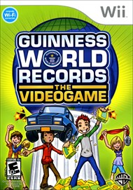 Rent Guinness Book of World Records: The Videogame for Wii