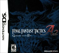 Rent Final Fantasy Tactics A2: Grimoire of the Rift for DS