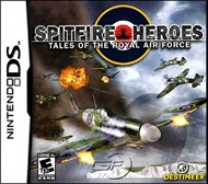 Rent Spitfire Heroes: Tales of the Royal Air Force for DS