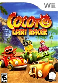 Rent Cocoto Kart Racer for Wii