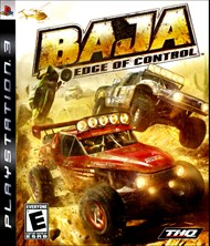Rent BAJA: Edge of Control for PS3