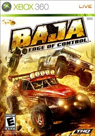 Rent BAJA: Edge of Control for Xbox 360