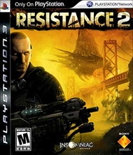 Rent Resistance 2 for PS3