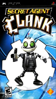 Rent Secret Agent Clank for PSP Games