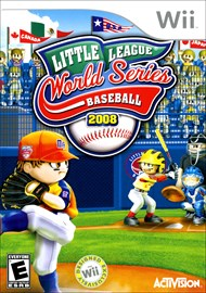Rent Little League World Series Baseball 2008 for Wii