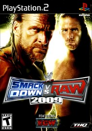 Rent WWE SmackDown vs. Raw 2009 for PS2