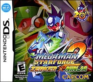 Rent Mega Man Star Force 2: Zerker x Ninja for DS