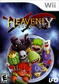Rent Heavenly Guardian for Wii
