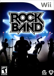 Rent Rock Band for Wii
