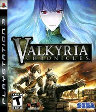 Rent Valkyria Chronicles for PS3