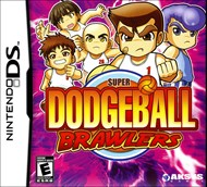 Rent Super Dodgeball Brawlers for DS