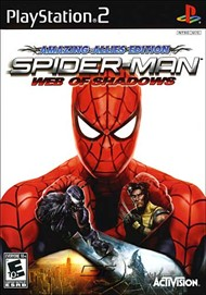 Rent Spider-Man: Web of Shadows for PS2