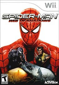 Rent Spider-Man: Web of Shadows for Wii