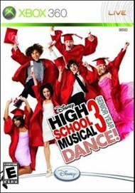Rent High School Musical 3: Senior Year DANCE! for Xbox 360