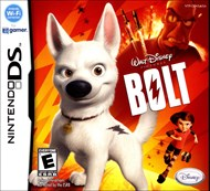 Rent Disney's Bolt for DS