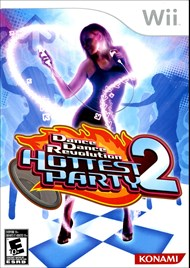 Rent DDR Hottest Party 2 for Wii