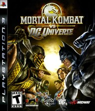 Rent Mortal Kombat vs. DC Universe for PS3