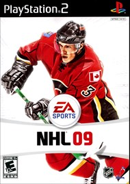 Rent NHL 09 for PS2