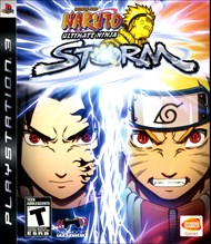 Rent Naruto: Ultimate Ninja Storm for PS3