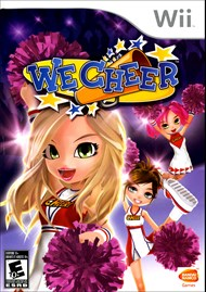 Rent We Cheer for Wii