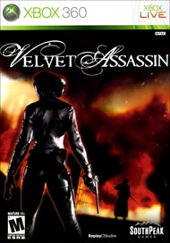 Rent Velvet Assassin for Xbox 360