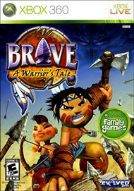 Rent Brave: A Warrior's Tale for Xbox 360