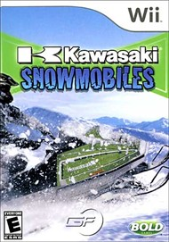 Rent Kawasaki Snowmobiles for Wii