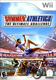Rent Summer Athletics: The Ultimate Challenge for Wii