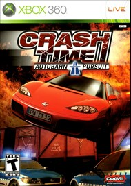 Rent Crash Time: Autobahn Pursuit for Xbox 360