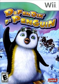Rent Defendin' De Penguin for Wii