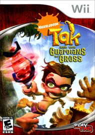 Rent Tak and The Guardians of Gross for Wii