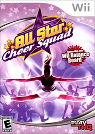 Rent All Star Cheer Squad for Wii