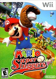 Rent Mario Super Sluggers for Wii