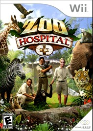 Rent Zoo Hospital for Wii