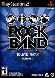 Rent Rock Band Track Pack Volume 1 for PS2