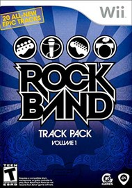 Rent Rock Band Track Pack Volume 1 for Wii