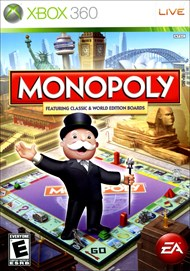 Rent Monopoly for Xbox 360