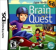 Rent Brain Quest: Grades 5 & 6 for DS