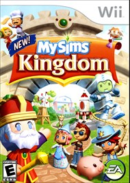 Rent MySims Kingdom for Wii