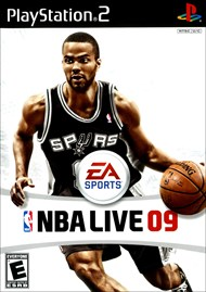 Rent NBA Live 09 for PS2