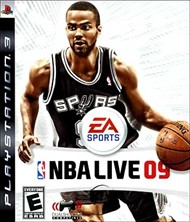 Rent NBA Live 09 for PS3