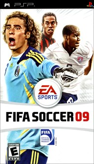 Rent FIFA Soccer 09 for PSP Games