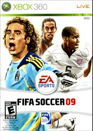 Rent FIFA Soccer 09 for Xbox 360