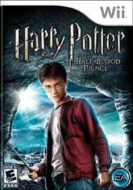 Rent Harry Potter and the Half-Blood Prince for Wii