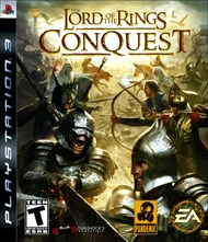 Rent Lord of the Rings: Conquest for PS3